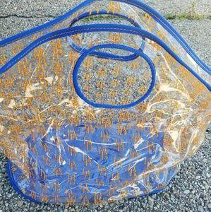 Dooney & Bourke Clear Tote Bag